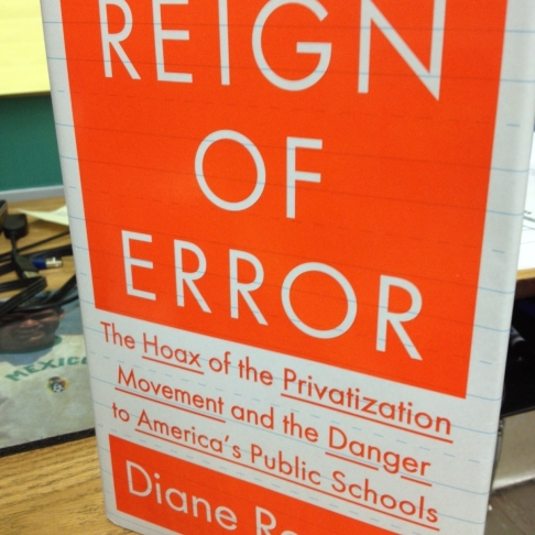 Reign of Error